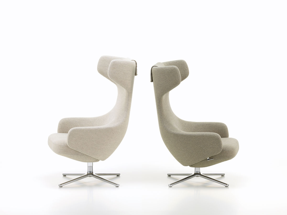 vitra repos grand repos door antonio citterio design oostende. Black Bedroom Furniture Sets. Home Design Ideas