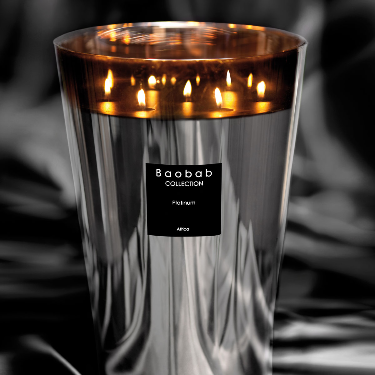 baobab collection platinum candle design oostende. Black Bedroom Furniture Sets. Home Design Ideas