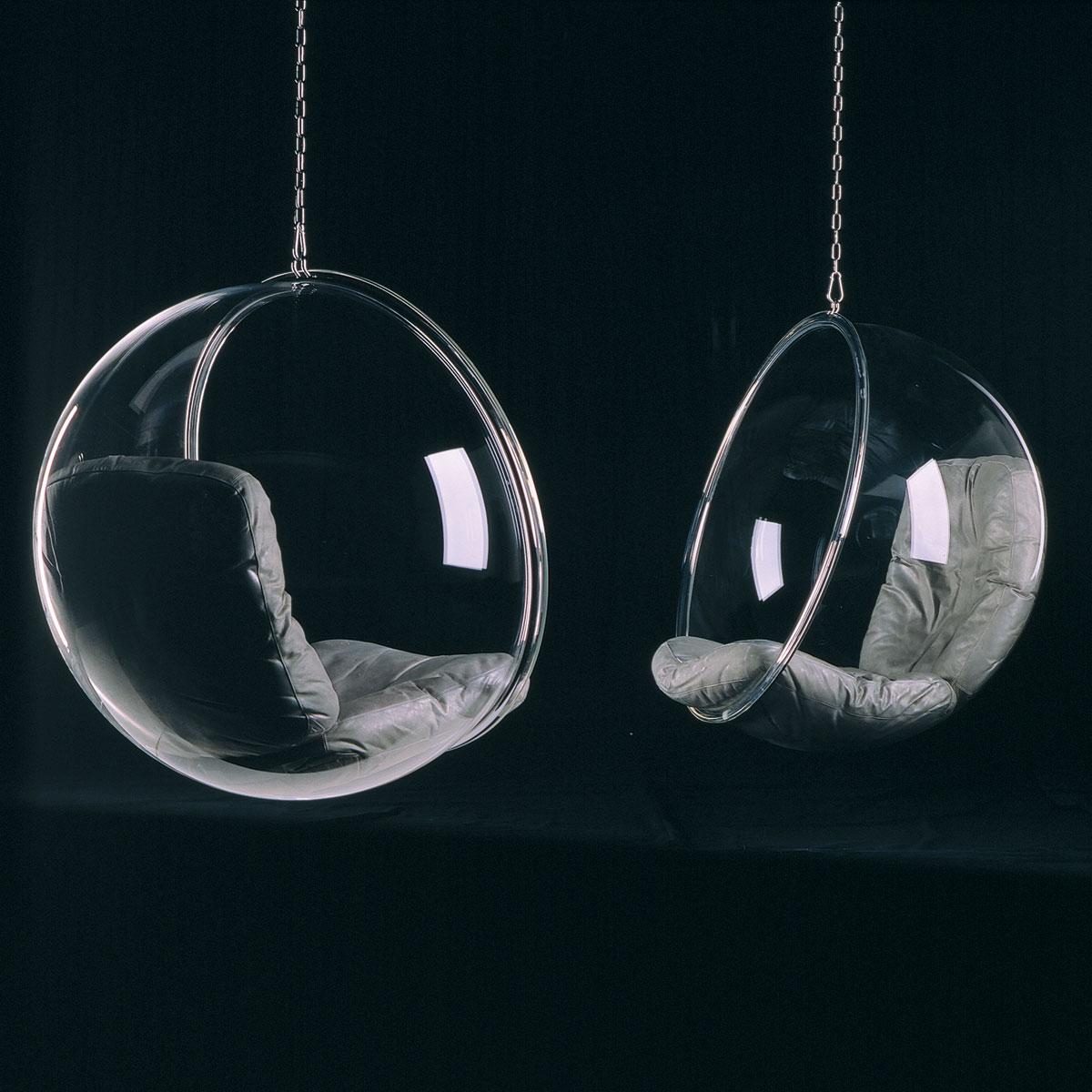 adelta bubble chair door eero aarnio design oostende. Black Bedroom Furniture Sets. Home Design Ideas