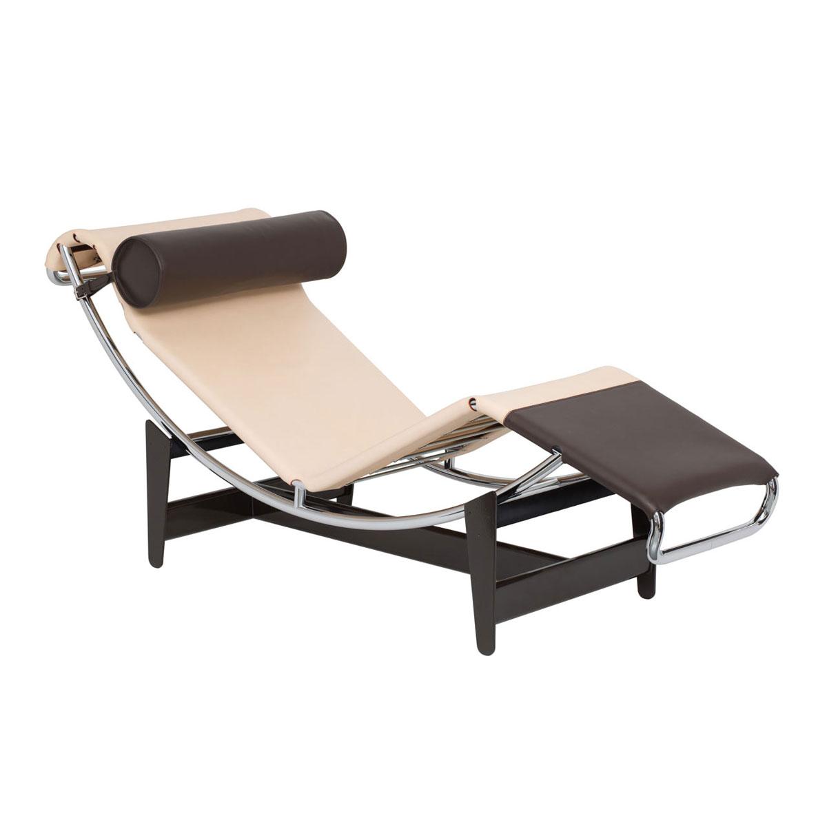 cassina lc4 cp door le corbusier pierre jeanneret. Black Bedroom Furniture Sets. Home Design Ideas