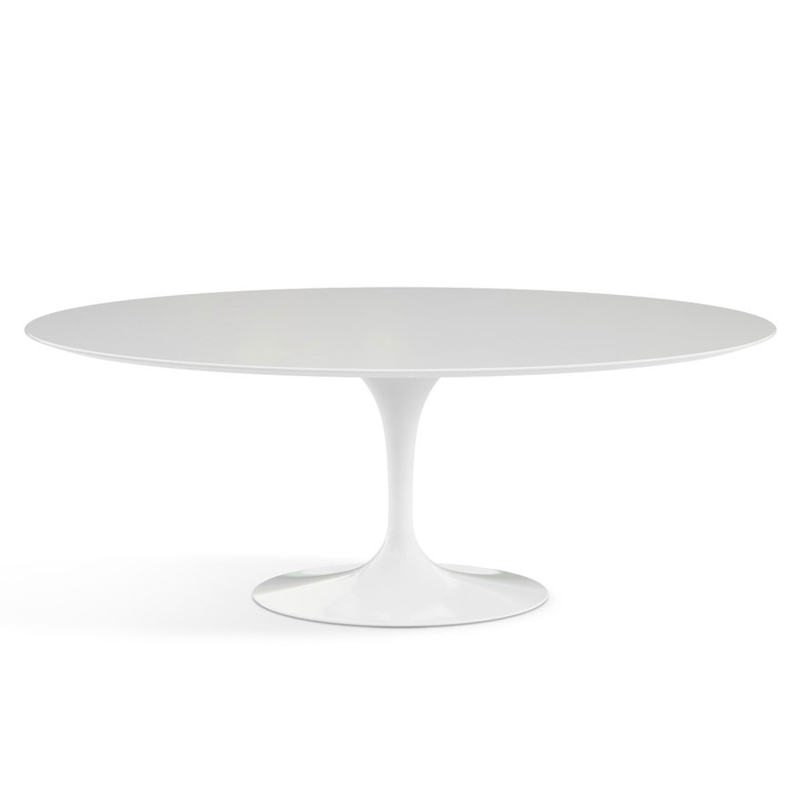 Knoll saarinen table door eero saarinen design oostende - Tafel knoll ...