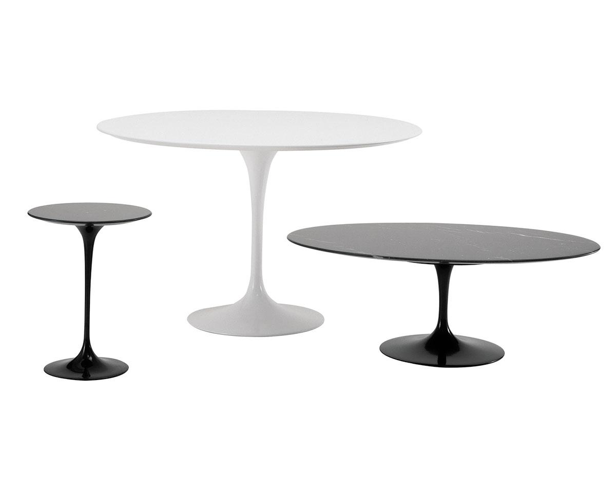 knoll saarinen table door eero saarinen design oostende. Black Bedroom Furniture Sets. Home Design Ideas