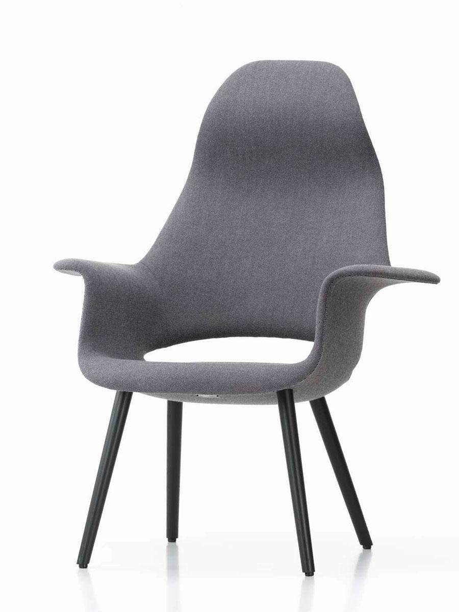 vitra organic chair door charles eames eero saarinen design oostende. Black Bedroom Furniture Sets. Home Design Ideas