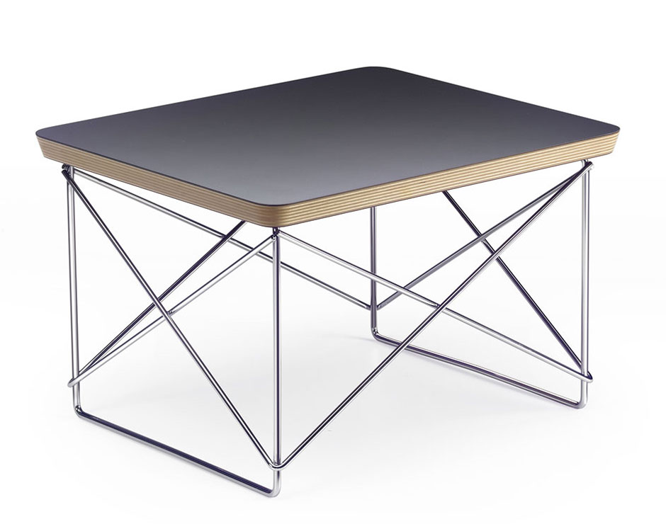 vitra occasional table ltr door charles ray eames. Black Bedroom Furniture Sets. Home Design Ideas